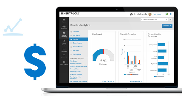 Benefitfocus Core & Advanced Analytics