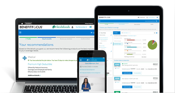 Benefitfocus Marketplace - Private Exchange