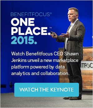 One Place 2015 Keynote Address