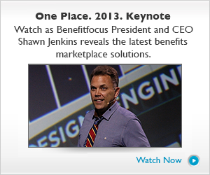 One Place. 2013. Keynote Address