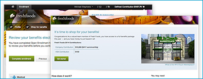 Benefitfocus Portfolio of Products and Services