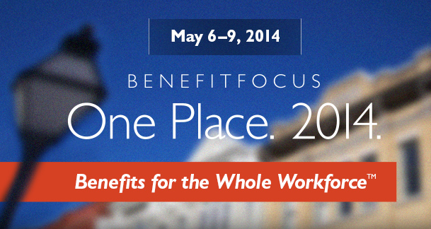 BenefitFocus One Place 2014