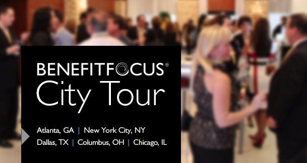 Benefitfocus City Tour